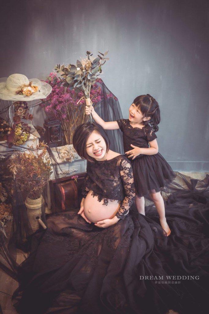 孕婦寫真 | 工作室、專業婚紗怎麼選?台中3家孕婦寫真推薦!