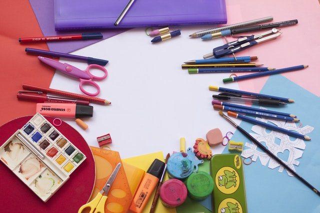 秘訣一 : 將模板中的配色改成自己的主題配色