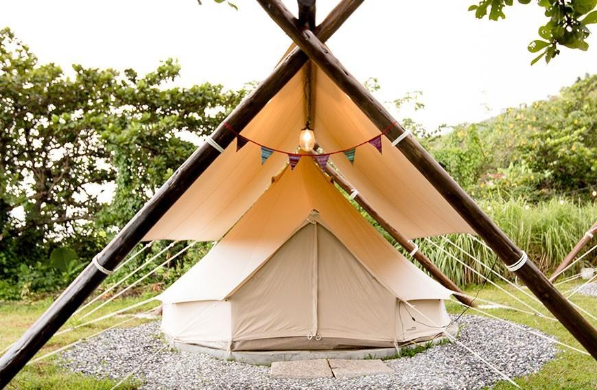 2019免裝備露營馬上出發!6個特色帳篷旅宿推薦