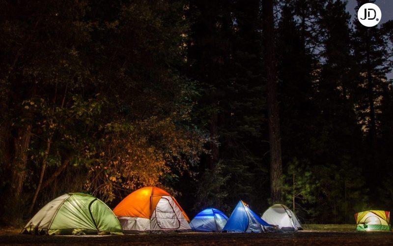 來場說走就走的帳篷旅行!所有東西都幫你準備好了